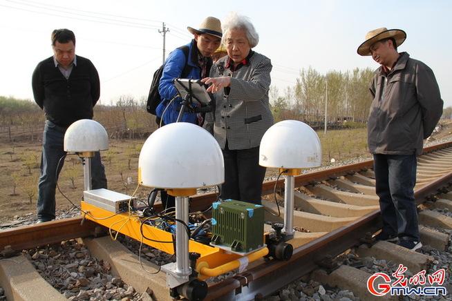 天地接轨,以北斗高精度护航高铁速度