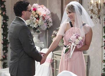 婚礼 ***/谢耳朵将在莱纳德婚礼上搅局盘点美剧婚礼上的麻烦事