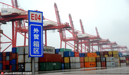 中国进出口商品结构