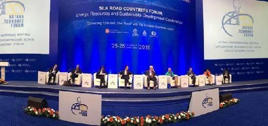 蓝迪国际智库出席博鳌亚洲论坛能源资源与可持续发展会议暨丝绸之路国家论坛