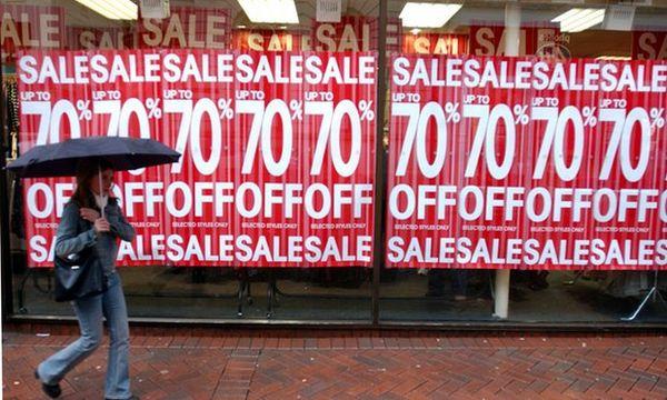 经济下滑致美国消费者转变购物观念