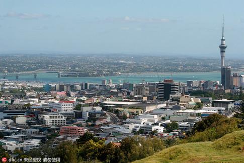 """人满为患住房告急:新西兰奥克兰市""""发钱""""鼓励居民外迁"""