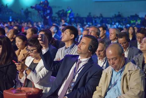 阿里巴巴集团副总裁余涌:大数据重构外贸新梦想