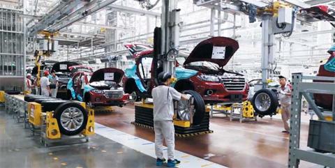 英媒称长城汽车拟在墨西哥两个州建造车厂