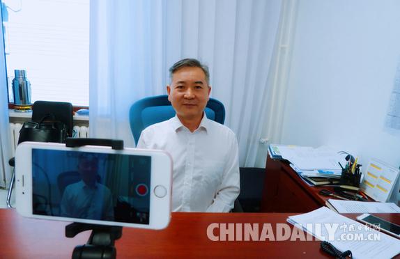 未来中国经济发展面临难得历史机遇――专访中国国际经济交流中心副总经济师徐洪才