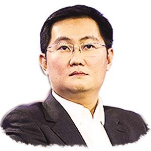 库克马云马化腾纵论中国技术与市场