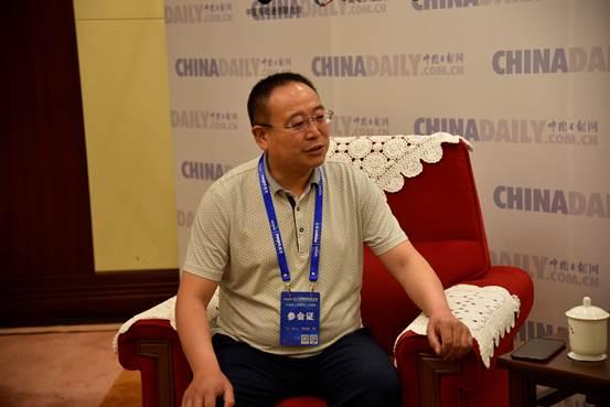 马朝辉:打造陇南商务信用平台,助力电商扶贫