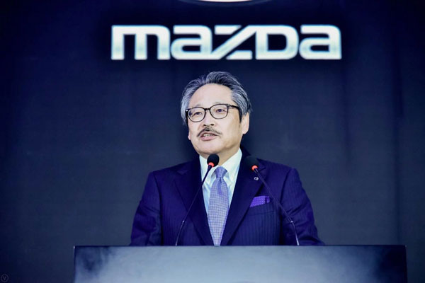 """马自达""""Zoom-Zoom可持续发展战略2030""""说明会在京举行"""