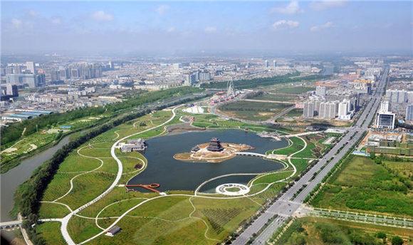 """榆林用40年经济社会发展成果书写改革开放的""""陕西增长极"""""""