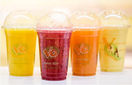 VQ鲜榨果汁 广受消费者喜爱的秘密