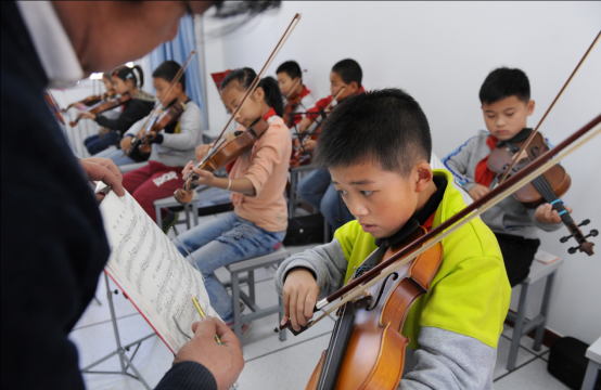 改革开放40年,陕西榆林教育事业发展结硕果